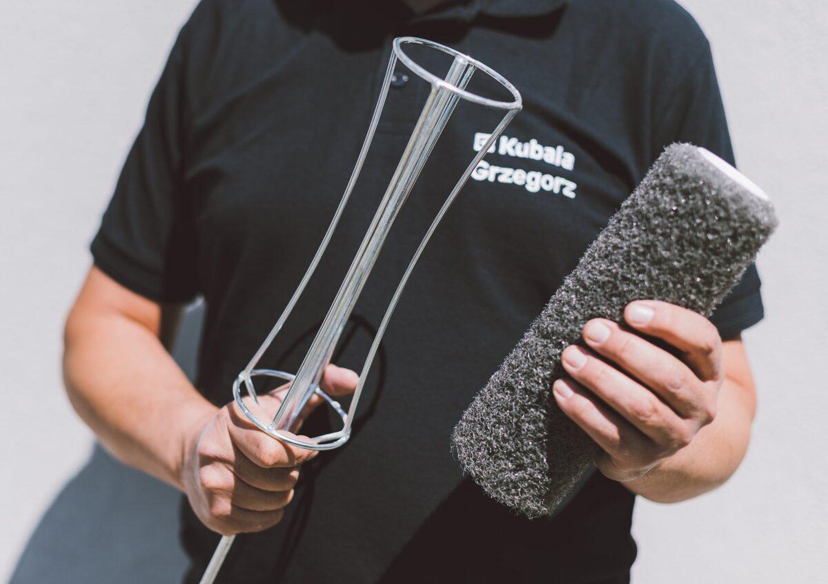 Rullīša mazgāšanas instruments